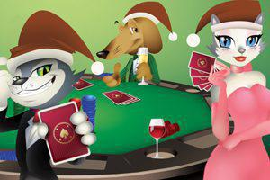 poker cards as a gift