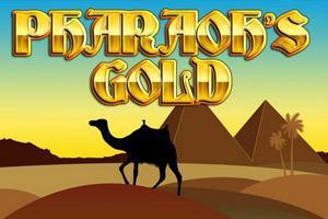 Pharaon's gold game